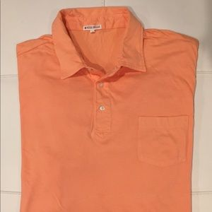 Peter Millar Half Sleeve Golf Polo